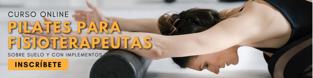 curso pilates sobre suelo para fisioterapeutas