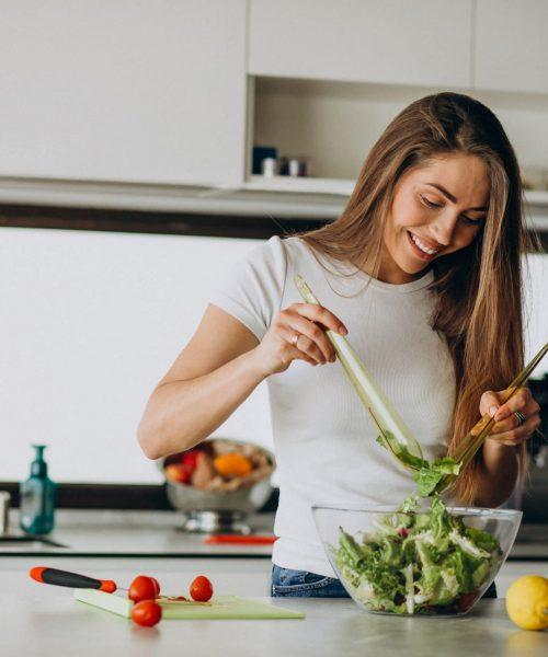 comer sano y equilibrado