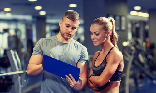 curso personal training online