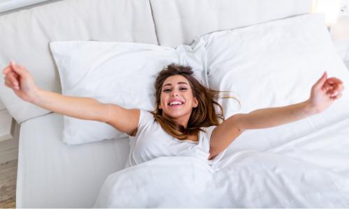 dormir bien y rendir al máximo