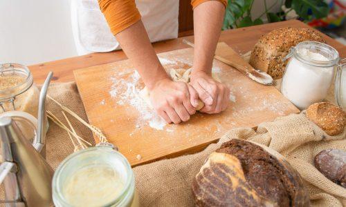 taller gratuito panes gluten free